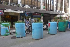 Αχ αυτά τα βαρέλια/πηγή: Eλένη Βράκα